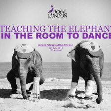 Teaching the Elephant in the Room to Dance