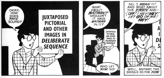 ux bookclub edinburgh  understanding comics  scott mccloud